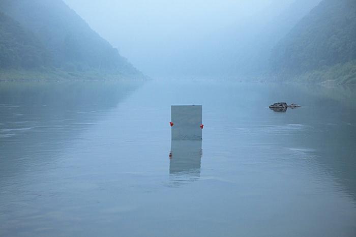 *Квадрат*: серия работ фотографа Seokmin Ko