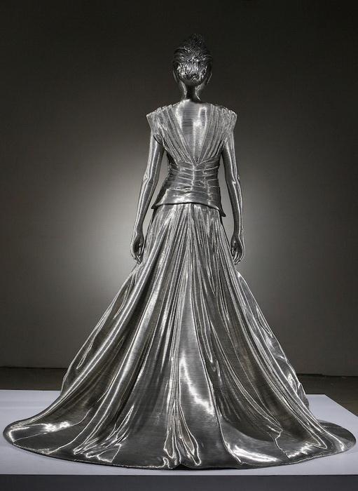 Скульптуры из алюминиевой проволоки от Сон Мо Пак (Seung Mo Park)