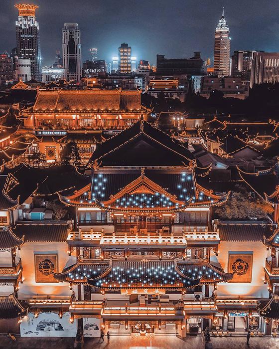 Традиционная китайская архитектура.