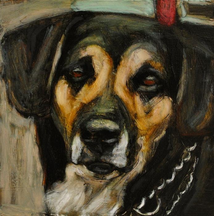 An Act of Dog: благотворительный проект Марка Барона в поддержку бездомных собак