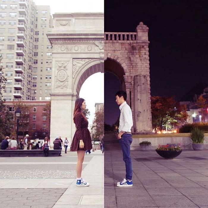 Отношения на расстоянии: влюбленные мечтают быть рядом