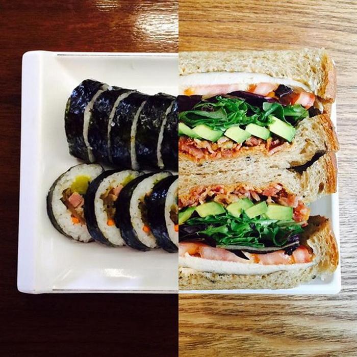 Различная кухня