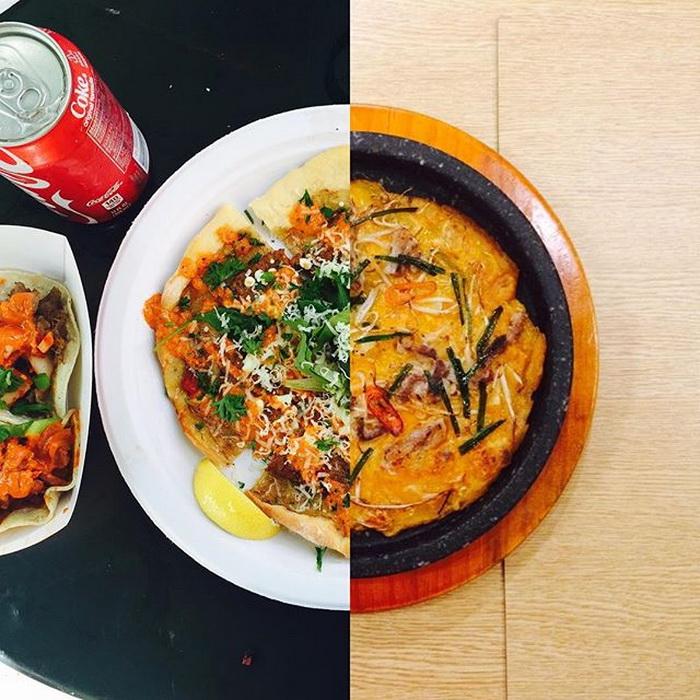 Общие блюда