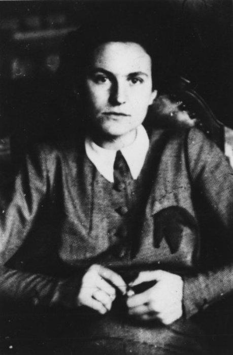 Ильзе Штебе - разведчица, работавшая на СССР