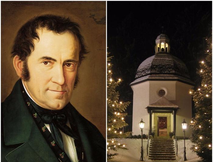 Тихая ночь - самый известный рождественский гимн в мире