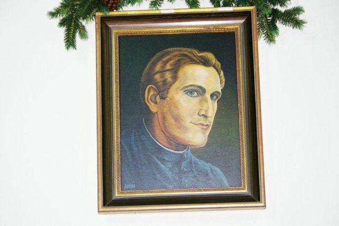 Портрет Йозефа Мора