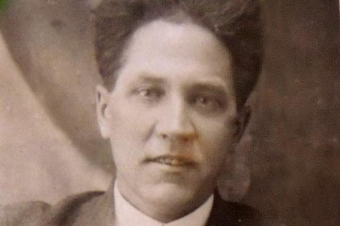 Портрет Георгия Синякова