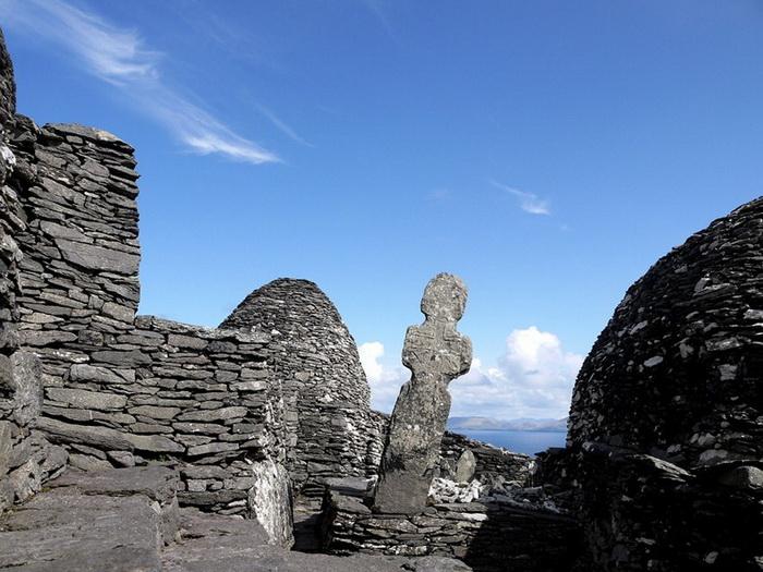 Монастырь - памятник Всемирного наследия ЮНЕСКО