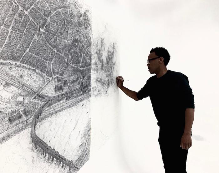 *69 Городов*: Художественный проект Карла Лавиа.