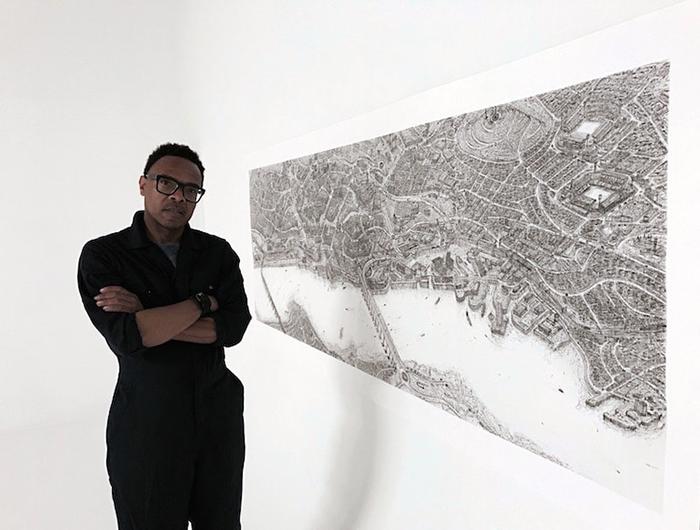 69 Городов: Художественный проект Карла Лавиа.