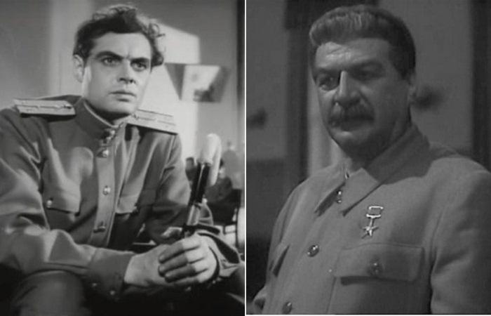 Советские актеры 1940-х годов: Павел Кадочников и Алексей Дикий