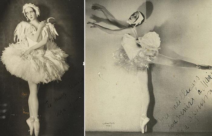 Ольга Спесивцева - прима-балерина ХХ века.