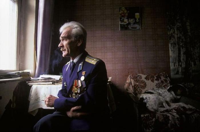 Станислав Петров - русский офицер, предотвративший ядерную войну. Фото: back-in-ussr.ru