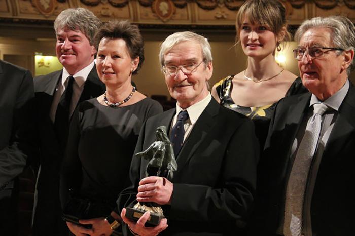 Церемония награждения. Фото: back-in-ussr.ru