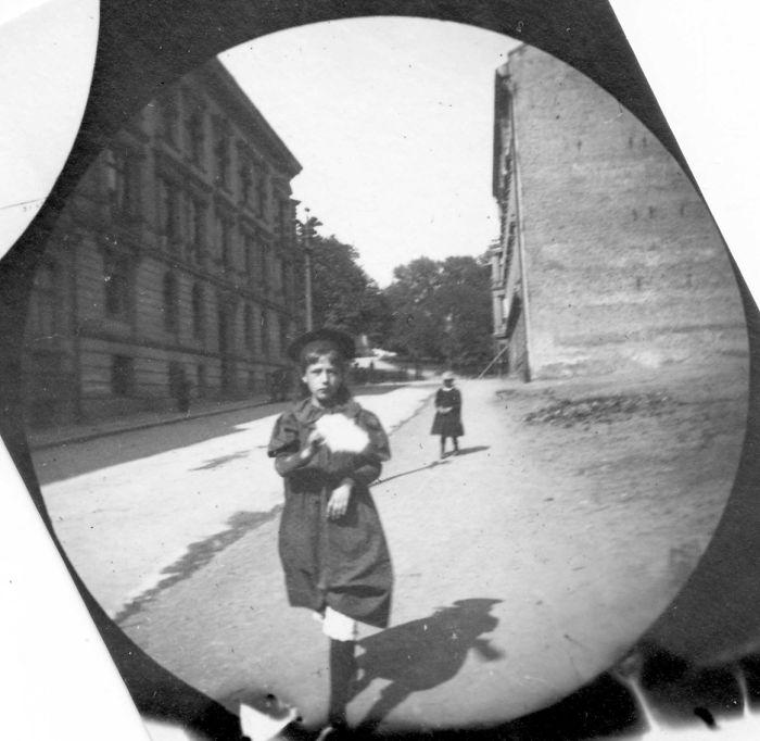 Уличные фотографии Карла Стермера.