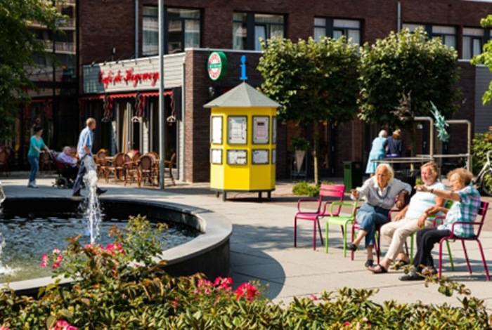 Хогвей - голландская деревня для стариков с деменцией.
