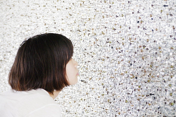 Инсталляция «36,445+1screw:)» от дизайнера Йума Кано (Yuma Kano)