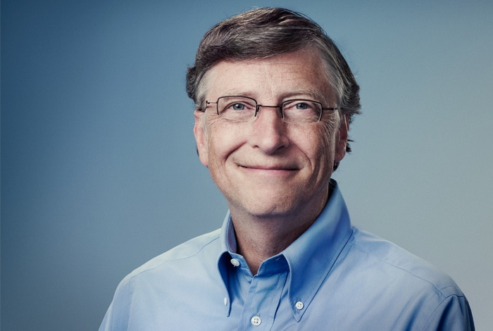 Билл Гейтс любит чизбургеры с Колой.