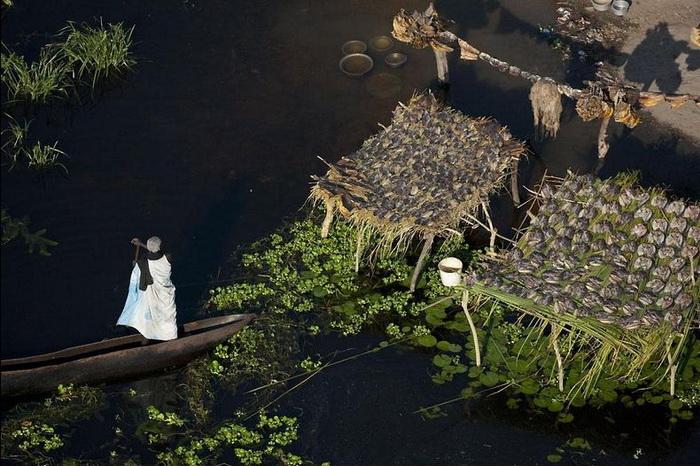 Экологическая проблема: местные жители против строительства речного канала