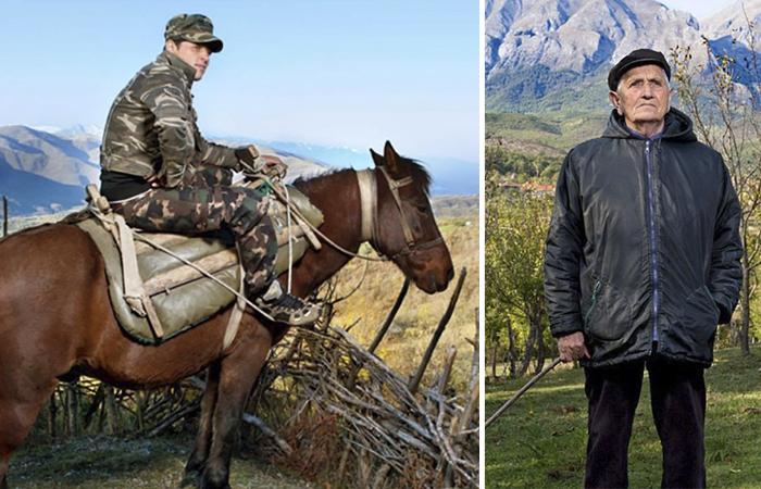 Бурнеша - женщины Албании, которые добровольно решили стать мужчинами.