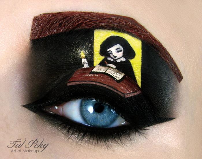 Чудесный макияж от Тал Пелег (Tal Peleg)
