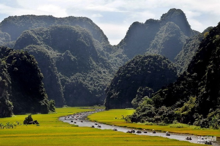 Национальный парк Там Кок (Вьетнам)