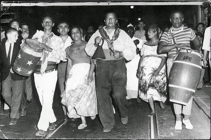 Африканская вариация танго