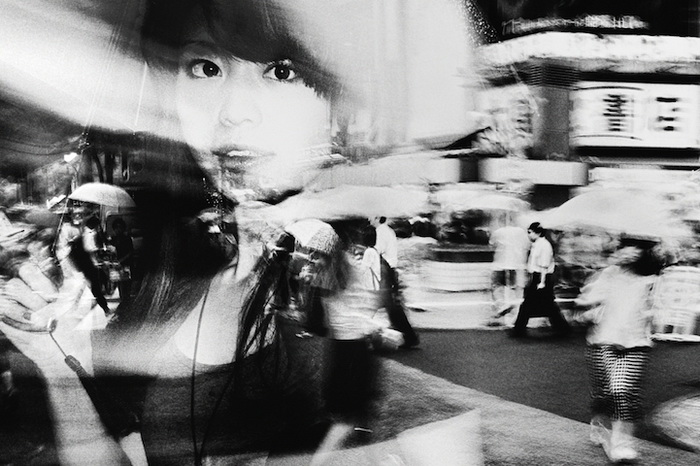 Уличные фотографии Токио от Tatsuo Suzuki