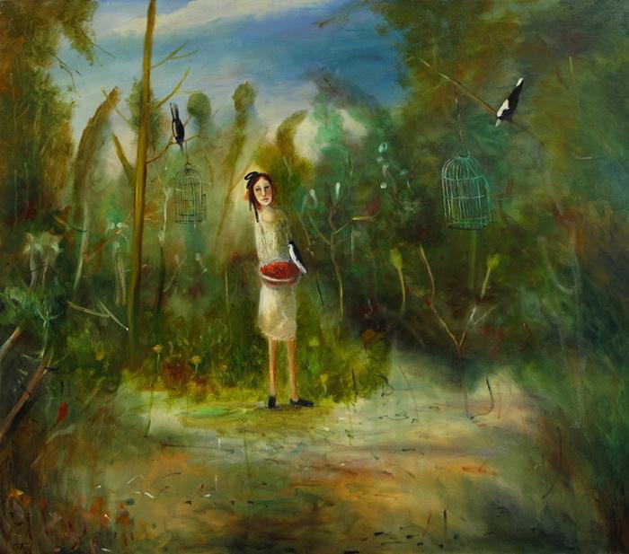 Романтические картины от Терри-Полина Прайс (Terry-Pauline Price)