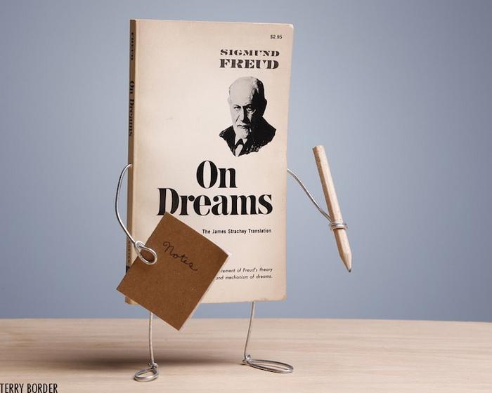 Скульптуры из книг от Терри Бордера (Terry Border)