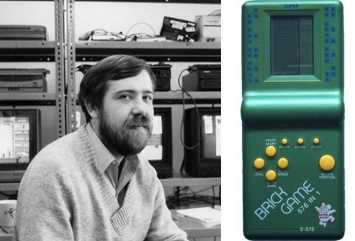 Тетрис - игра, придуманная советским инженером.