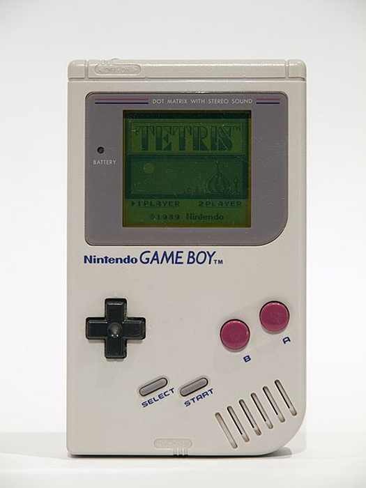 Тетрис от компании Nintendo.