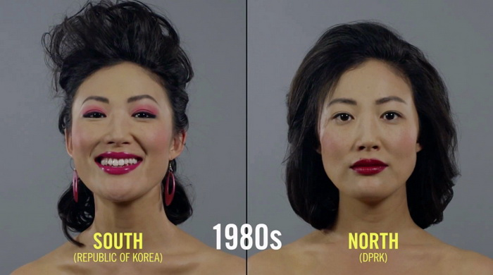 100 лет красоты: 1980-е годы