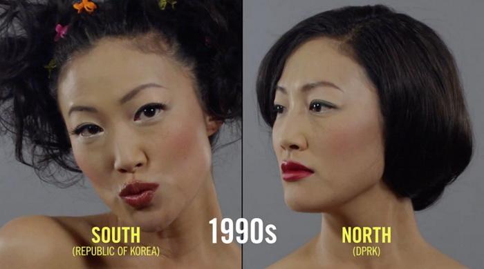 100 лет красоты: 1990-е годы