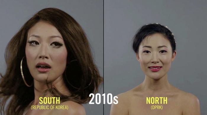 100 лет красоты: 2010-е годы