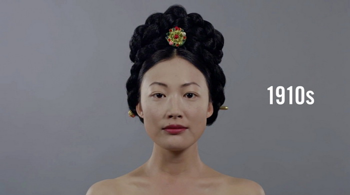 100 лет красоты: 1910-е годы
