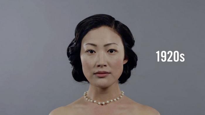 100 лет красоты: 1920-е годы