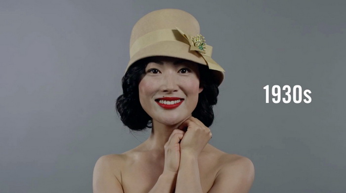 100 лет красоты: 1930-е годы