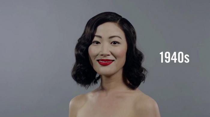 100 лет красоты: 1940-е годы