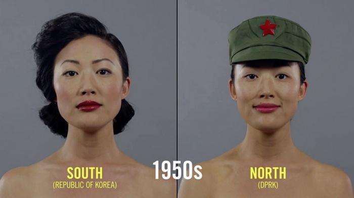 100 лет красоты: 1950-е годы
