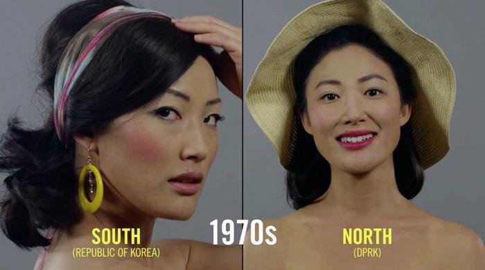 100 лет красоты: 1970-е годы