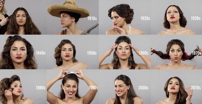 100 Years of Beauty: фотоцикл о Мексике