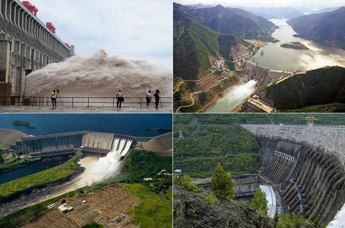 Обзор крупнейших электростанций мира