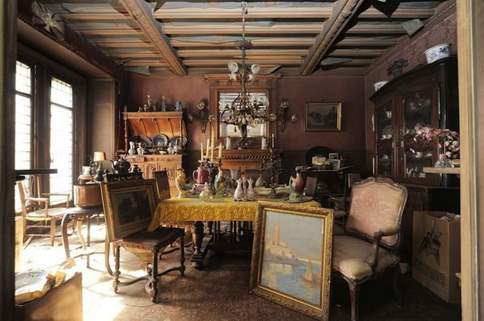 Капсула времени: роскошные апартаменты мадам де Флориан