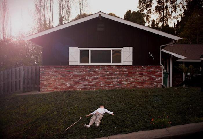 Фотографии ребенка, больного аутизмом. Фотоцикл Echolilia от Тимофея Арчибальда
