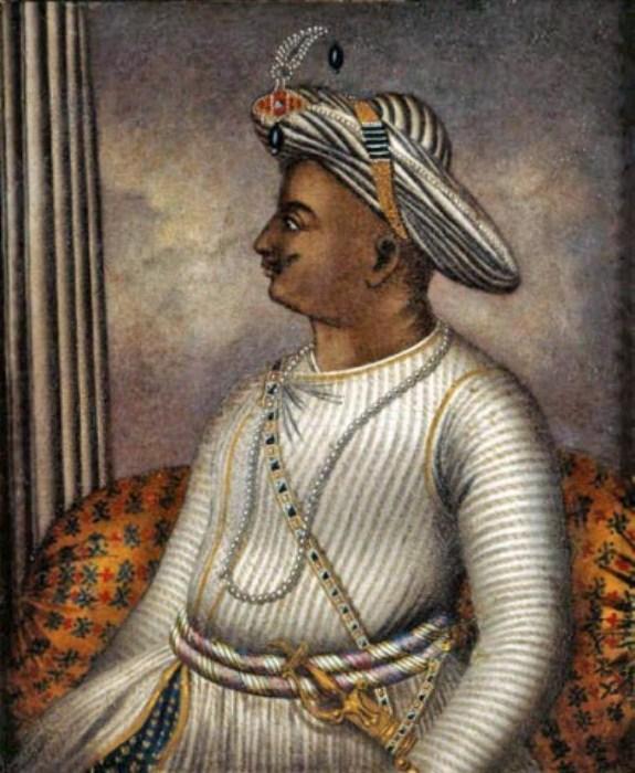 Султан Типу - жестокий правитель, который всю жизнь ненавидел британцев.