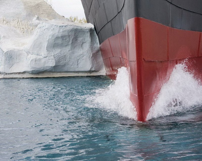 Музей Титаника в Брэнсоне (штат Миссури, США)