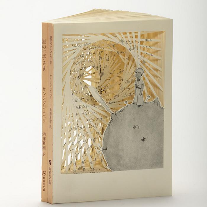 Скульптура по мотивам *Маленького принца* Антуана де Сент-Экзюпери