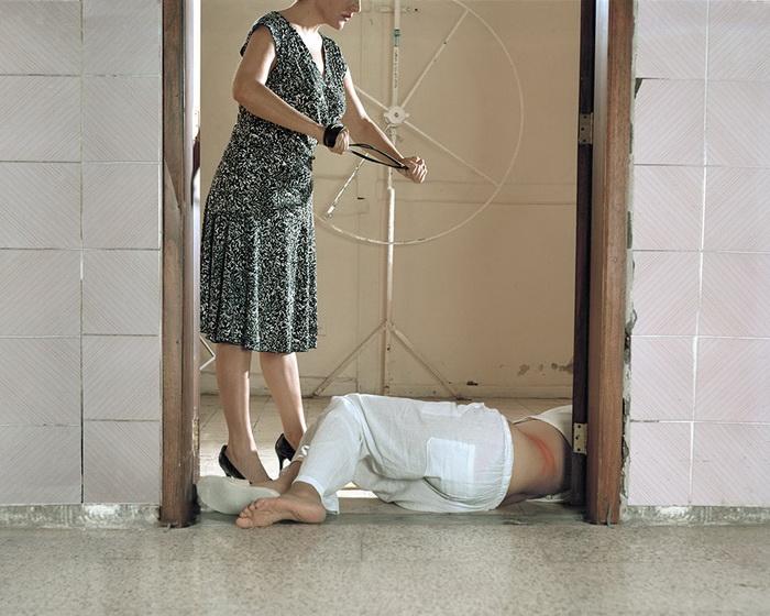 Пациенты получают серьезные наказания даже за незначительные проступки.