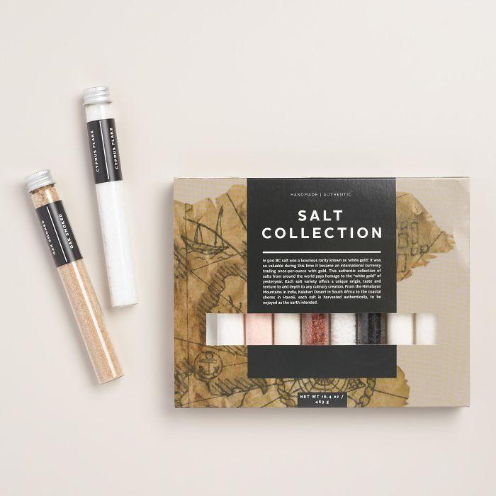 Коллекция соли